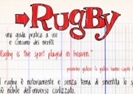 Il rugby illustrato