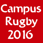 CAMPUS RUGBY 2016