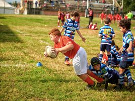 under 10 Rugby Perugia Junior