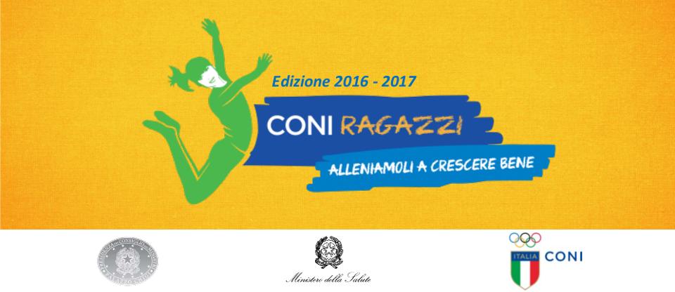 CONI Ragazzi 2016/2017