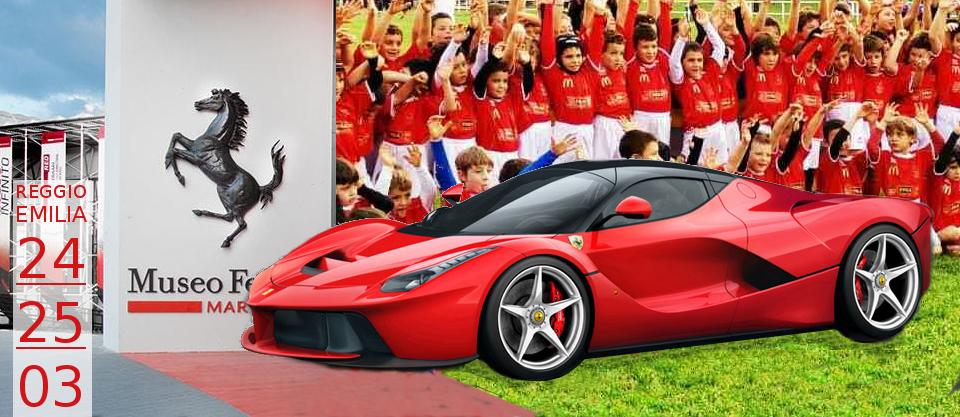 Visita alla Ferrari e Torneo del Tricolore
