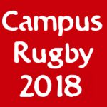 CAMPUS RUGBY 2018